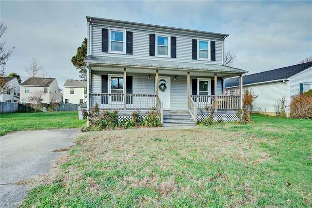 28 Eagles Lndg, Hampton, VA 23669 (#10355208) :: Austin James Realty LLC
