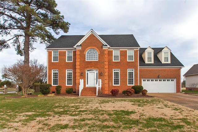 1 Weston Dr, Poquoson, VA 23662 (#10355283) :: Momentum Real Estate