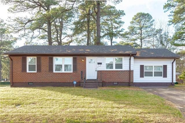 1420 Bardot Ln, Portsmouth, VA 23701 (#10355306) :: Berkshire Hathaway HomeServices Towne Realty