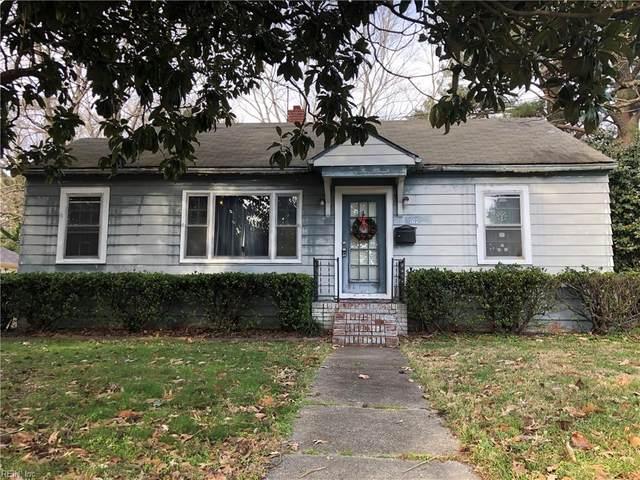 119 Maxwell Ln, Newport News, VA 23606 (#10355337) :: Atkinson Realty