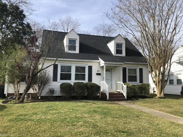 21 Charles St, Hampton, VA 23669 (#10355351) :: Austin James Realty LLC