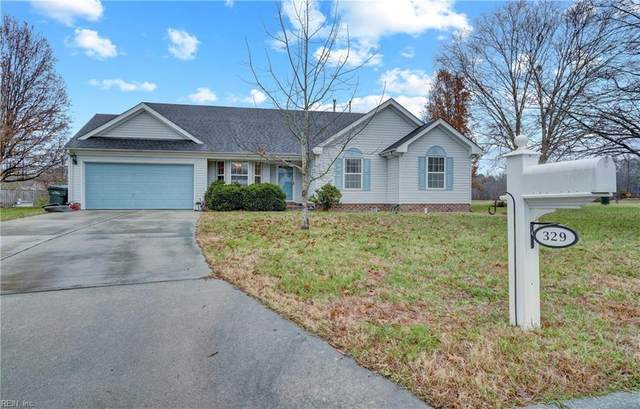 329 Page Pl, Suffolk, VA 23435 (#10355367) :: RE/MAX Central Realty