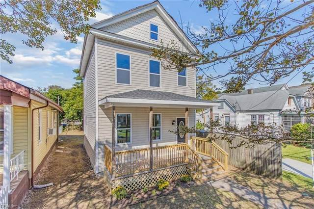 3233 Lyons Ave, Norfolk, VA 23509 (#10355390) :: Atkinson Realty