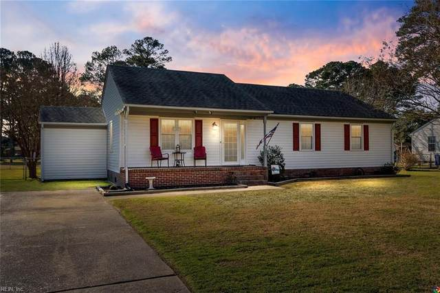 301 Park Manor Rd, Portsmouth, VA 23701 (#10355400) :: Berkshire Hathaway HomeServices Towne Realty