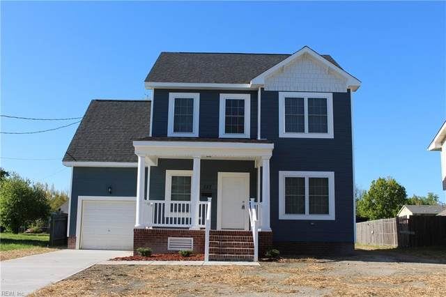 320 Elm Ave, Hampton, VA 23669 (#10355411) :: The Bell Tower Real Estate Team