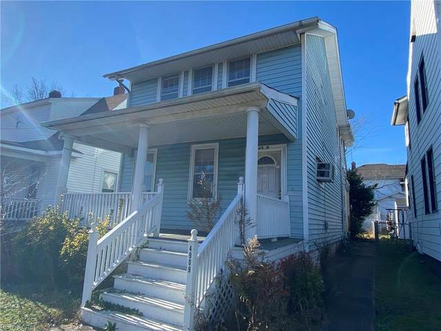 4909 Warwick Blvd, Newport News, VA 23607 (#10355432) :: Berkshire Hathaway HomeServices Towne Realty