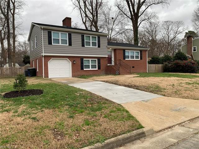 181 Cabell Dr, Newport News, VA 23602 (#10355447) :: Momentum Real Estate