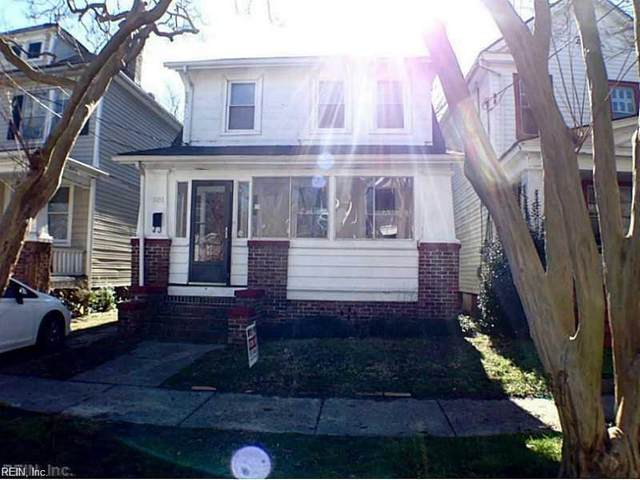 981 Rugby St, Norfolk, VA 23504 (#10355456) :: Judy Reed Realty