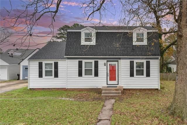 821 Gay Ave, Portsmouth, VA 23701 (#10355457) :: Atkinson Realty