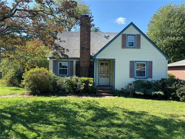 1321 Downs Ln, Virginia Beach, VA 23455 (#10355469) :: Kristie Weaver, REALTOR