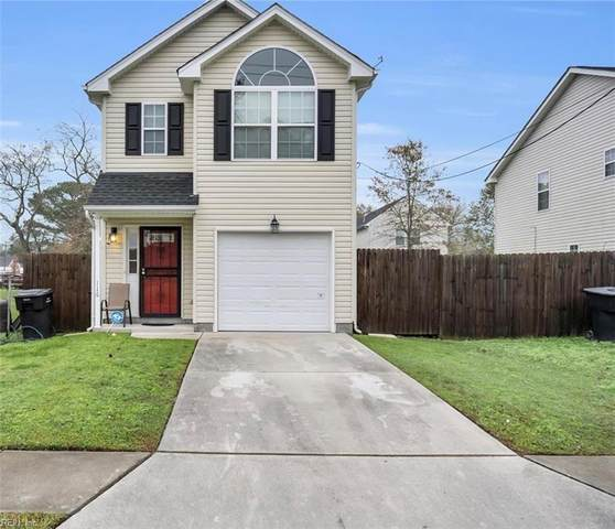 116 Truxton Ave, Portsmouth, VA 23701 (#10355509) :: Berkshire Hathaway HomeServices Towne Realty