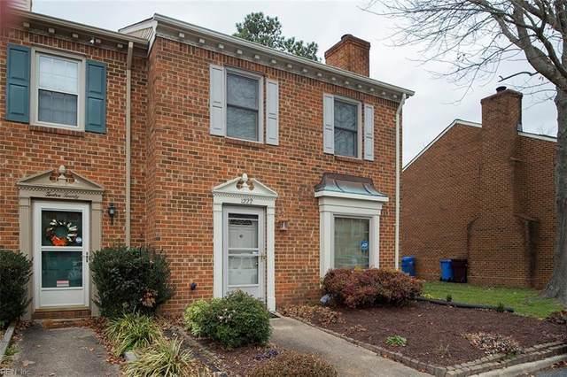 1222 Mill Stream Way, Chesapeake, VA 23320 (#10355568) :: Berkshire Hathaway HomeServices Towne Realty