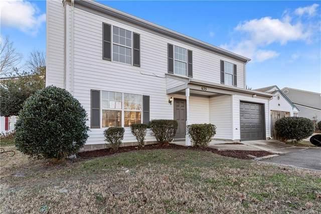 635 Mclaw Dr, Newport News, VA 23608 (#10355607) :: Crescas Real Estate