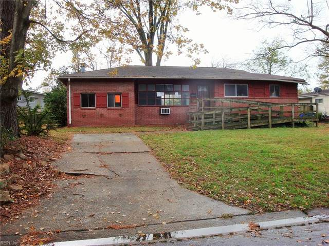 5409 Berry Hill Rd, Norfolk, VA 23502 (#10355608) :: Berkshire Hathaway HomeServices Towne Realty