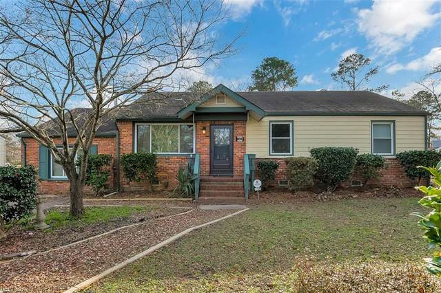 5169 Bonneydale Rd, Virginia Beach, VA 23464 (#10355634) :: Austin James Realty LLC