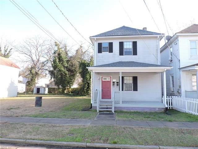 1240 24th St, Newport News, VA 23607 (#10355670) :: Berkshire Hathaway HomeServices Towne Realty