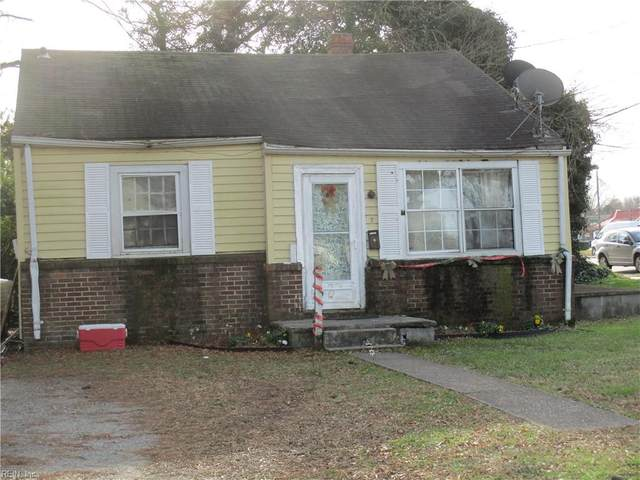2 Rodgers Pl, Portsmouth, VA 23702 (#10355680) :: Tom Milan Team