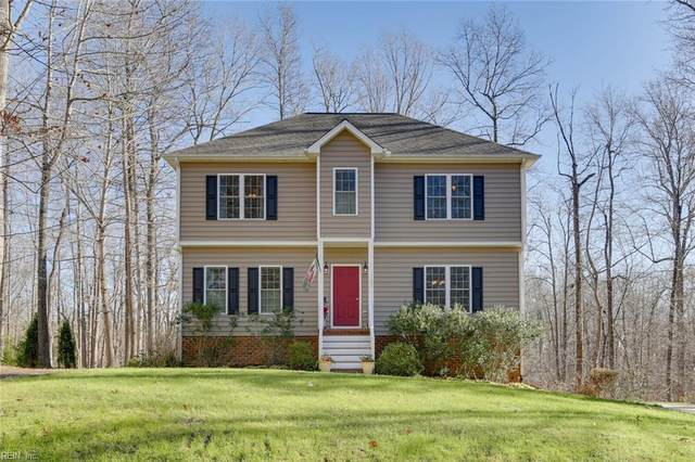 133 Pintail Trce, James City County, VA 23188 (#10355688) :: Berkshire Hathaway HomeServices Towne Realty
