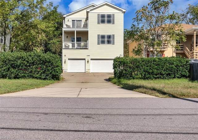 1342 Little Bay Ave B, Norfolk, VA 23503 (#10355709) :: RE/MAX Central Realty