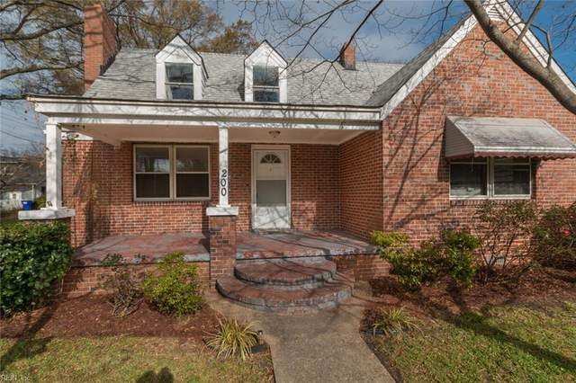 200 E Ocean Ave, Norfolk, VA 23503 (#10355735) :: Momentum Real Estate