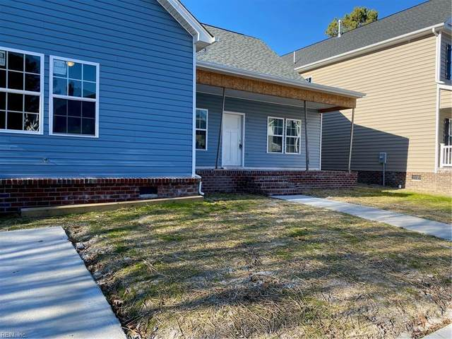 33 Cushing St, Portsmouth, VA 23702 (#10355741) :: Berkshire Hathaway HomeServices Towne Realty