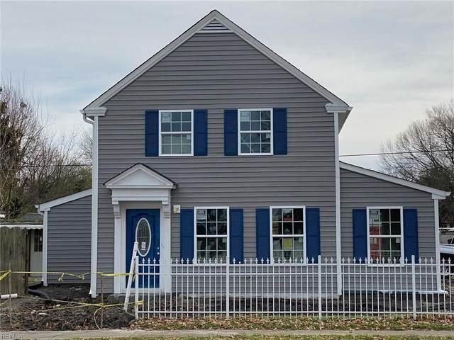 4209 George Washington Hwy, Portsmouth, VA 23702 (#10355754) :: Atkinson Realty
