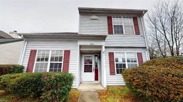 601 Mclaw Dr, Newport News, VA 23608 (#10355761) :: RE/MAX Central Realty