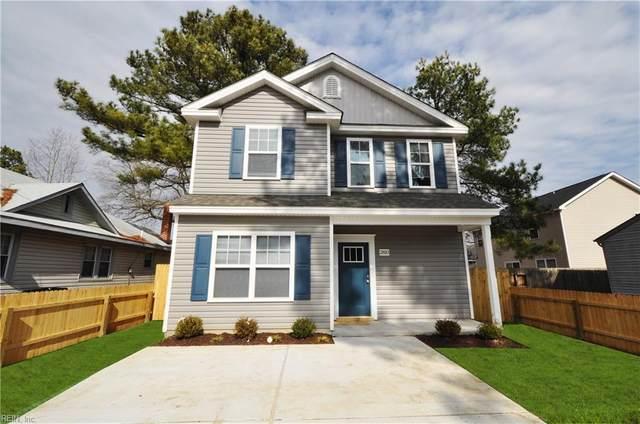 1637 Laurel Ave, Chesapeake, VA 23325 (#10355777) :: Atkinson Realty
