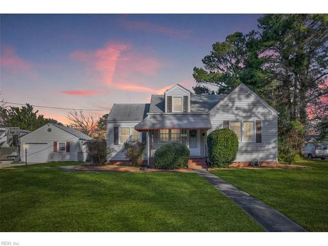 3718 Trant Ave, Norfolk, VA 23502 (#10355779) :: Berkshire Hathaway HomeServices Towne Realty