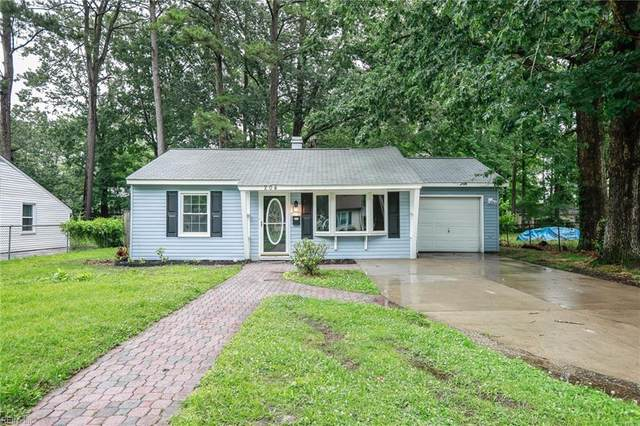 204 Pine Grove Ave, Hampton, VA 23669 (#10355794) :: Atkinson Realty