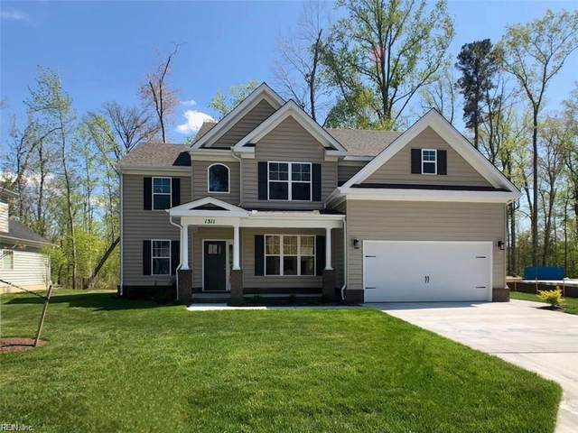 219 Heron Bay Ln, Chesapeake, VA 23323 (#10355843) :: Tom Milan Team