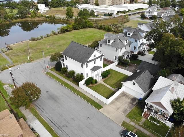 1115 Harrell St, Portsmouth, VA 23704 (#10355927) :: Rocket Real Estate