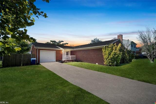 106 Deep Spring Dr, Newport News, VA 23602 (#10355929) :: Berkshire Hathaway HomeServices Towne Realty