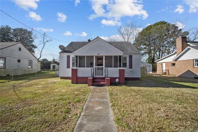609 Maryland Ave, Hampton, VA 23661 (#10355935) :: RE/MAX Central Realty