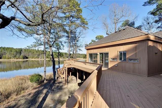20257 Waterfront Ln, Isle of Wight County, VA 23314 (#10355943) :: Seaside Realty