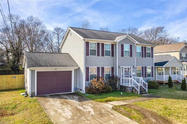 653 Bell St, Hampton, VA 23661 (#10355956) :: Avalon Real Estate