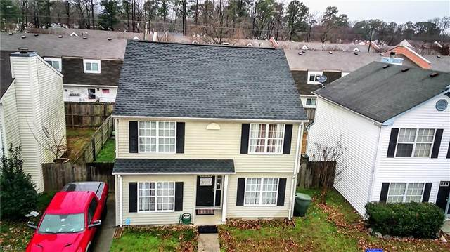 609 Mclaw Dr, Newport News, VA 23608 (#10355986) :: RE/MAX Central Realty