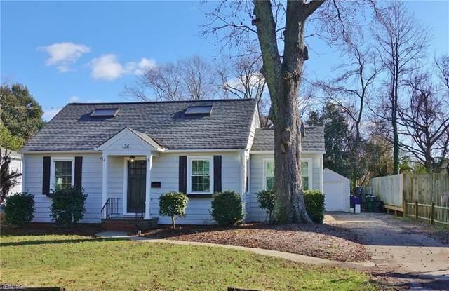 36 Franklin Rd, Newport News, VA 23601 (#10356009) :: Avalon Real Estate