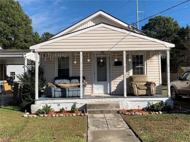 642 Hemlock Ave, Hampton, VA 23661 (#10356017) :: Kristie Weaver, REALTOR