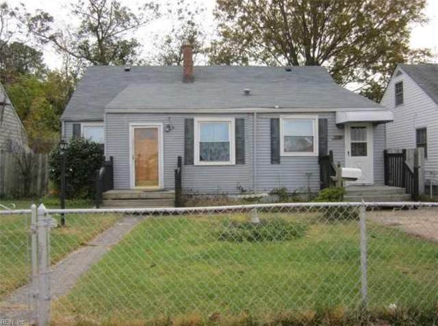 3209 Scott St, Portsmouth, VA 23707 (#10356030) :: Atkinson Realty