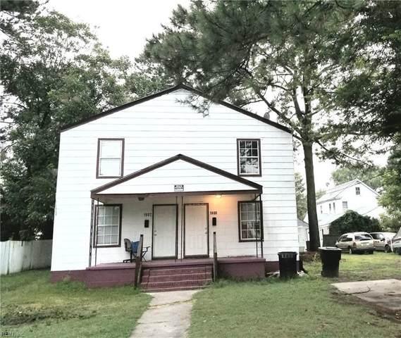 1602 Charleston Ave, Portsmouth, VA 23704 (#10356059) :: Atkinson Realty