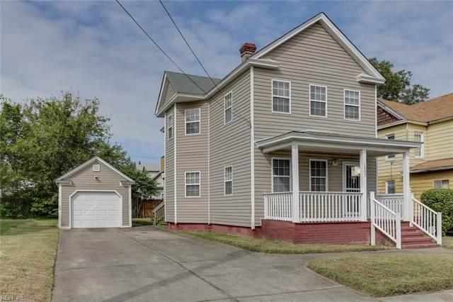 1005 Elkin St, Norfolk, VA 23523 (#10356069) :: Atkinson Realty