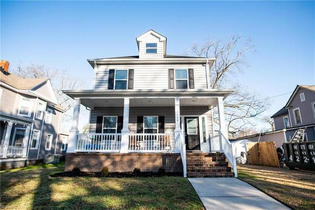 1119 Park Ave, Chesapeake, VA 23324 (#10356102) :: Berkshire Hathaway HomeServices Towne Realty