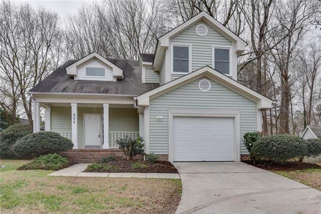 902 Clear Springs Ct, Chesapeake, VA 23320 (#10356105) :: Gold Team VA