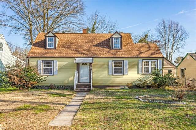 404 Seminole Rd, Hampton, VA 23661 (#10356117) :: Atkinson Realty
