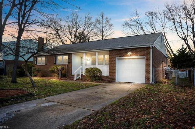 18 Fort Worth St, Hampton, VA 23669 (#10356126) :: Austin James Realty LLC