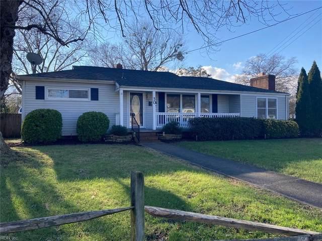 30 Westmoreland Dr, Hampton, VA 23669 (#10356147) :: Momentum Real Estate