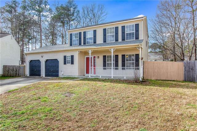 711 Parkside Dr, Newport News, VA 23608 (#10356165) :: Atkinson Realty