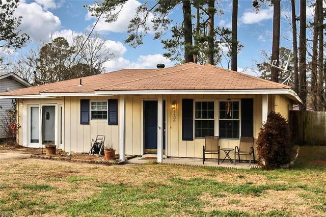 1436 Culpepper Ave, Chesapeake, VA 23323 (#10356169) :: Crescas Real Estate