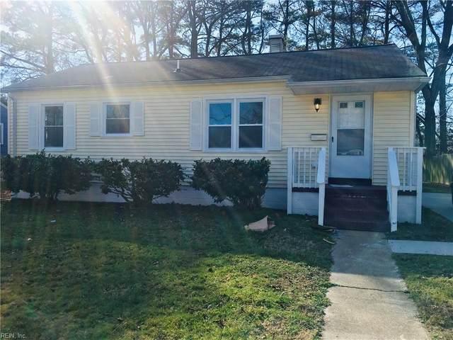 106 Hickory Hill Rd, Hampton, VA 23666 (#10356180) :: Abbitt Realty Co.